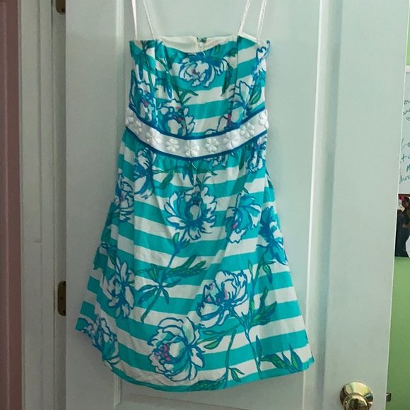 Lilly Pulitzer dress, worn once